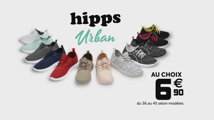 GIFI | LES BASKETS HIPPS